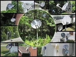 Examples Greenbelt Satellites Dish Network Directv And