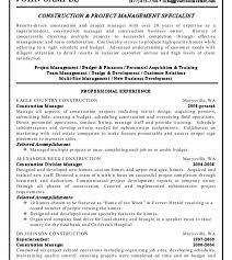 Contractor Resume Sample Independent Berathen Intended For Template ...