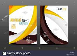 Annual Report Cover Template Colorful Swirl Design Annual Report Cover Template Brochure Flyer 18