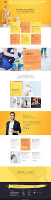 I Do Not Like This Painting Template Wepaint Creative Psd Template For Painting Company