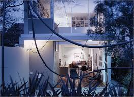 natural lighting in homes. a photo shows twostorey home at twilight as viewed from the side natural lighting in homes p