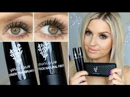 first impression review younique 3d fibre maa does it really work