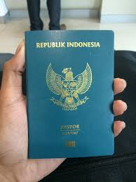 Image result for e paspor indonesia