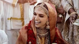 deepika padukone wedding beauty look hairstyle makeup ranveer