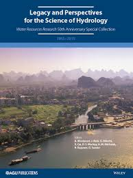 water resources research wiley online library wrr 50th anniversary