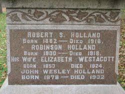 John Wesley Holland (1878-1932) - Find A Grave Memorial