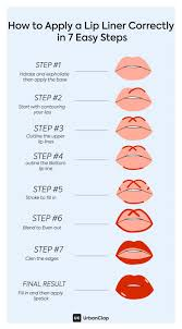 makeup must haves how and why you should use a lip liner