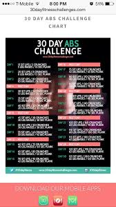 30day Abs Challenge That Will Change Your Life By Emelly
