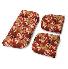 outdoor loveseat cushions clearance