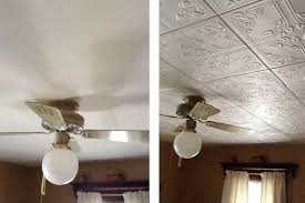 How To Install Decorative Ceiling Tiles Cover Popcorn Ceiling New Ceiling Tiles Decorative Ceiling Tiles 22
