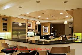 Kitchen Ceiling Lighting Design Kitchen Overhead Lighting Ideas