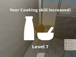 bloxburg cooking levels easy robux today