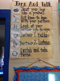 Strategies That Work Turn And Talk The Kindergarten
