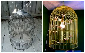 How To: Bird Cage Chandelier