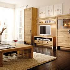 Modern Solid Wood Furniture From Hudson Furniture In Claro WalnutReal Wood Living Room Furniture