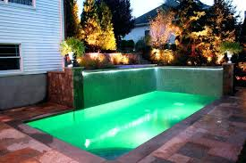 Backyard Pool Designs Landscaping Pools New Best Backyard Pools Best Backyard Pools With Green Floor Lighting