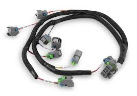 holley efi 558 422 ford coyote 2011 2014 drive by wire harness ford v8 injector harness