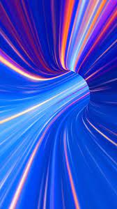 Spectrum Colorful Waves Tunnel 4K Ultra ...