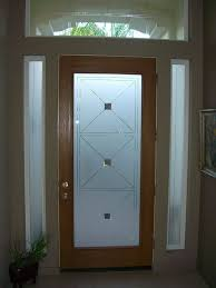 door glass design