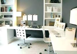 Image Desk Office Furniture Idea With Home Office Desk Ideas For Two Office Office Desks Two Desks Robert G Swan Office Furniture Idea With Home Office Desk Decorating Ideas