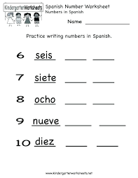 Writing Numbers Worksheets 1 Pages Kindergarten Out Full Size Number ...