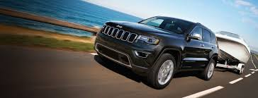 Jeep Grand Cherokee Trim Comparison Chart Jeep Towing Capability Comparison Chart