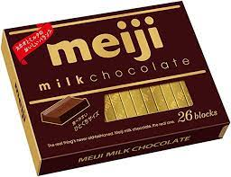 明治 ミルク チョコレート