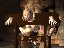 slave girls double penetrated by orcs