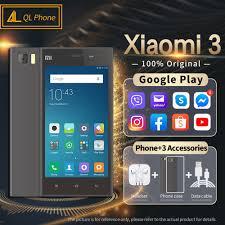 ⚡FREE GIFTS】XIAOMI MI 3 STOCK 2GB RAM + ...