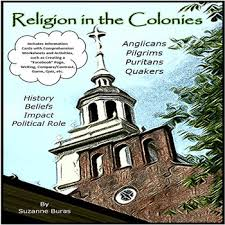 Puritans And Quakers Venn Diagram Religion In The Colonies Pilgrims Puritans Quakers By
