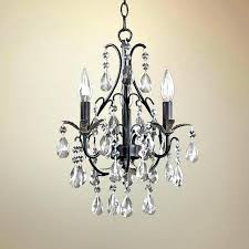 entranching plug in mini chandelier of chandeliers for within prepare 8