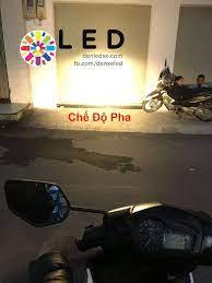 Đèn Led xe máy Exciter 150 & 135 Siêu Sáng - Cao Cấp - Chính Hãng