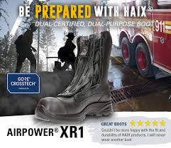 Haix Size Chart Fire Fighter Boots Ems Boots Law Enforcement Boots