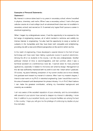 example of personal statement essay brilliant ideas of sample  personal statement essay examples high sample essay outlines 20 college personal essay examples of personal statement