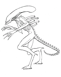 Small Picture Printable Alien Coloring Pages Coloring Me