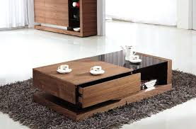 rectangle coffee table best contemporary coffee tables images on modern black rectangle coffee table with drawers
