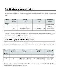 Amortization Table Mortgage Excel Excel Sheet To Calculate Mortgage Payments Ooojo Co