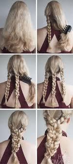 Zaujímavé A Jednoduché účesy účesy Pre Každý Deň Pre Dlhé Vlasy