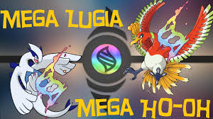 168+ Ho Oh and Lugia