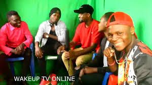 FIRST TIME VIPAJI HALISI BAND ON WAKEUP TV ONLINE [sikiliza interview yetu]  - YouTube