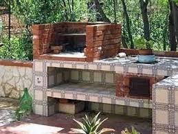 Barbecue Da Esterno In Pietra : Mattone refrattario barbecue arredamento