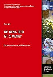 Wie wenig Geld ist zu wenig?: Wolf, Elena: 9783930830985: Amazon.com: Books