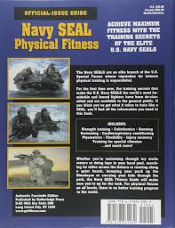 the navy seal physical fitness guide book at low s