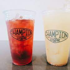 After nearly 15 years of serving espresso drinks to the residents of the northernmost stretch of greenpoint, champion coffee (1107 manhattan ave.) will close their manhattan avenue shop this weekend with a sale. Champion Coffee Closed 55 Photos 39 Reviews Coffee Tea 1107 Manhattan Ave Brooklyn Ny Phone Number