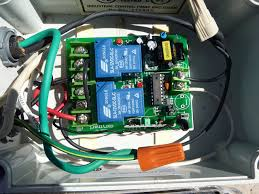 rf remote control blog how to remote control an automatic we press button b to close pool cover motor rotate in reversal direction press button c the motor stop rotating