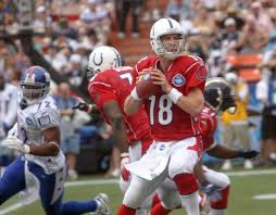 peyton manning kids. Peyton Manning Playing For The Indianapolis Colts Kids