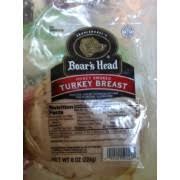 boar s head honey smoked turkey t nutrition
