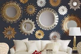 mirror decor mirror wall living room