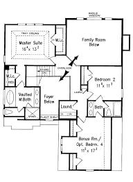 25 best house plans images on pinterest home plans, architecture Cape Cod Greek Revival House Plans tuscany home plans and house plans by frank betz associates Modern Cape Cod House Plans
