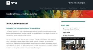 New York University Ms Data Science Compare Reviews